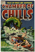 Golden Age (1938-1955):Horror, Chamber of Chills #26 File Copy (Harvey, 1954) Condition: FN/VF....