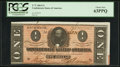 Confederate Notes:1864 Issues, T71 $1 1864 PF-12 Cr. 574.. ...