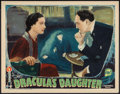 """Movie Posters:Horror, Dracula's Daughter (Universal, 1936). Lobby Card (11"""" X 14""""). Horror.. ..."""