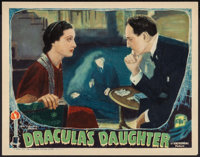 "Dracula's Daughter (Universal, 1936). Lobby Card (11"" X 14""). Horror"