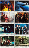 "Movie Posters:Science Fiction, Star Trek III: The Search for Spock (Paramount, 1984). Mini LobbyCard Set of 8 (8"" X 10""). Science Fiction.. ... (Total: 8 Items)"