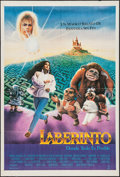 """Movie Posters:Fantasy, Labyrinth (Tri-Star, 1986). Argentinean Poster (29"""" X 43""""). Fantasy.. ..."""