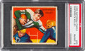 Football Cards:Singles (Pre-1950), 1935 National Chicle Shipwreck Kelley #22 PSA NM-MT 8....