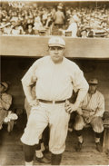 Baseball Collectibles:Photos, 1921 Babe Ruth Original News Photograph by Bain, PSA/DNA Type 1....