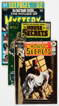 Bronze Age (1970-1979):Horror, House of Mystery Long Box Group (DC, 1970s-80s) Condition: AverageFN/VF....