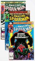 Bronze Age (1970-1979):Superhero, The Amazing Spider-Man Long Box Group (Marvel, 1970s-90s)Condition: VG/FN....