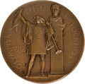 Miscellaneous Collectibles:General, 1912 Stockholm Summer Olympics Bronze Third-Place Medal....