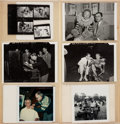Movie/TV Memorabilia:Photos, A Photograph Album Filled with Candid Movie Star Snapshots, 1950s-1970s....