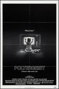 "Movie Posters:Horror, Poltergeist (MGM/UA, 1982). One Sheet (27"" X 41"") and Program (11""X 25.25""). Horror.. ... (Total: 2 Items)"