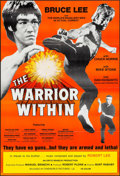 "Movie Posters:Action, The Warrior Within (Cineworld, 1976). One Sheet (25"" X 37"").Action.. ..."