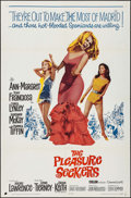 """Movie Posters:Comedy, The Pleasure Seekers (20th Century Fox, 1965). One Sheet (27"""" X41""""). Comedy.. ..."""