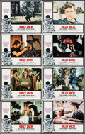 """Movie Posters:Action, Billy Jack (Warner Brothers, 1971). Lobby Card Set of 8 (11"""" X14""""). Action.. ... (Total: 8 Items)"""