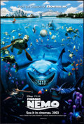 "Movie Posters:Animation, Finding Nemo & Other Lot (Disney, 2003). International One Sheets (2) (27"" X 40"") SS & DS Advance. Animation.. ... (Total: 2 Items)"