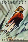 "Movie Posters:Action, Rocketeer (Walt Disney Pictures, 1991). One Sheet (27"" X 40"") SS.Action.. ..."