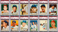 Baseball Cards:Sets, 1952 Topps Baseball Low Numbers Partial Set (188/310). ...