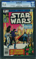 Star Wars #43 (Marvel, 1981) CGC NM+ 9.6 White pages