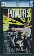 Modern Age (1980-Present):Superhero, Powers #4 (Image-Wizard Publications, 2000) CGC NM/MT 9.8 Whitepages.