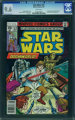 Star Wars #12 (Marvel, 1978) CGC NM+ 9.6 White pages