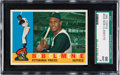 Baseball Cards:Singles (1960-1969), 1960 Topps Roberto Clemente #326 SGC 96 Mint 9 - Pop Four, NoneHigher....