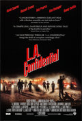 """Movie Posters:Crime, L.A. Confidential & Other Lot (Warner Brothers, 1997). OneSheets (2) (27"""" X 40"""") DS Review and Regular Styles. Crime.. ...(Total: 2 Items)"""