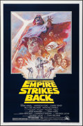 "Movie Posters:Science Fiction, The Empire Strikes Back (20th Century Fox, R-1981). One Sheet (27""X 41""). Science Fiction.. ..."