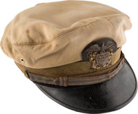 """An Ernest Borgnine Cap from """"McHale's Navy."""""""