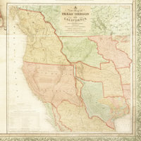 S[amuel] Augustus Mitchell, Mitchell's Reference & Distance Map Of The United States by J. H