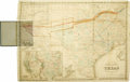 Miscellaneous:Maps, Willard Richardson: New Map of the State of Texas, 1873...