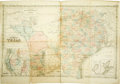 Miscellaneous:Maps, Willard Richardson: New Map of the State of Texas, 1870....