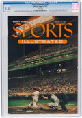 Magazines:Vintage, Sports Illustrated V1#1 (Time Inc., 1954) CGC NM/MT 9.8 White pages....
