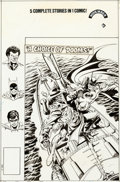 Original Comic Art:Covers, Jim Aparo Detective Comics #496 Batman Cover Original Art(DC, 1980)....