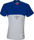 Baseball Collectibles:Others, 1992 Gary Carter Game Worn Montreal Expos Undershirt from The GaryCarter Collection. ...