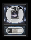 Music Memorabilia:Awards, Staind Break the Cycle RIAA Multi-Platinum Sales Award(Flip/Elektra 7559-62664-2, 2001)....