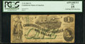 Confederate Notes:1862 Issues, T45 $1 1862 PF-1 Cr. 342A....