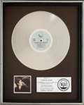 "Music Memorabilia:Memorabilia, John Lennon - An RIAA Gold Record Award for ""Double Fantasy.""..."