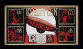 "Music Memorabilia:Awards, Led Zeppelin In-House 3X Platinum Record Sales Award for""Mothership.""..."