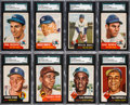 Baseball Cards:Sets, 1953 Topps Baseball Complete Set (274) from The Gary CarterCollection. ...