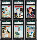 Baseball Cards:Sets, 1970 Topps Baseball Complete Set (720) from The Gary Carter Collection. ...