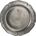 Football Collectibles:Others, 1969 AFL Championship Game Presentational Tray....
