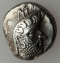 Ancients:Oriental, Ancients: PERSIS. Autophradates II (ca. 200-150 BC). AR drachm (4.12 gm). Good Very Fine...
