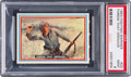 Non-Sport Cards:Singles (Post-1950), 1953 R709-1 Topps Fighting Marines #22 PSA Mint 9 - Pop One, NoneHigher! ...