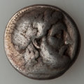 Ancients:Greek, Ancients: SELEUCID KINGDOM. Seleucus I Nicator (312-281 BC). ARtetradrachm (16.74 gm). Nearly Very Fine...