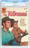 Silver Age (1956-1969):Western, The Rifleman #5 File Copy (Dell, 1960) CGC NM+ 9.6 Off-whitepages....