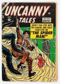 Golden Age (1938-1955):Horror, Uncanny Tales #26 (Atlas, 1954) Condition: GD/VG....