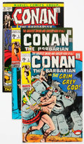 Bronze Age (1970-1979):Adventure, Conan the Barbarian Group of 45 (Marvel, 1970-75) Condition: Average FN/VF.... (Total: 45 )