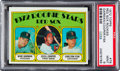 Baseball Cards:Singles (1970-Now), 1972 Topps Carlton Fisk - Red Sox Rookies #79 PSA Mint 9. ...