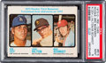 Baseball Cards:Singles (1970-Now), 1973 O-Pee-Chee Mike Schmidt/Ron Cey - Rookie 3rd Basemen #615 PSA Mint 9. ...