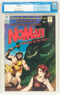 Silver Age (1956-1969):Adventure, NoMan #1 Boston Pedigree (Tower, 1966) CGC VF+ 8.5 Light tan to off-white pages....