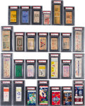 Baseball Collectibles:Tickets, 1923-2009 New York Yankees World Series Clinching Game Tickets Lotof 27....