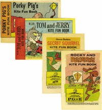 Kite Fun Book Group (Various Publishers, 1958-77) Condition: Average NM.... (Total: 16 Comic Books)